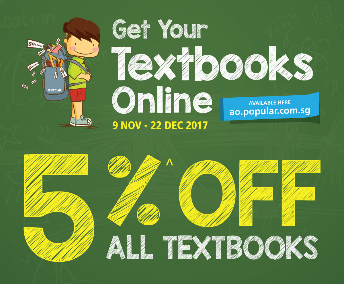 Get Your Textbooks Online!