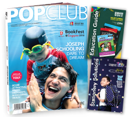 POPCLUB Magazine Latest Issued