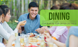 Dining | Click here for offer details