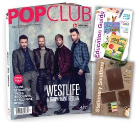 POPCLUB Magazine Latest Issued