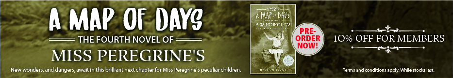 Miss Peregrine: A Map of Days