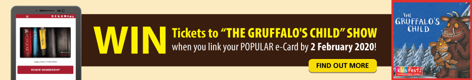 Win tickets to The Gruffalo's Child Show